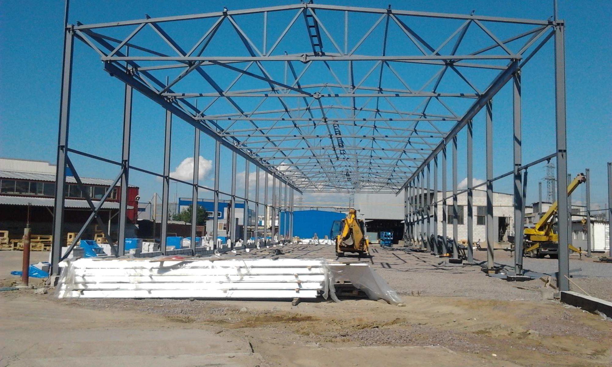 Узнать стоимость изготовления металлоконструкций за тонну