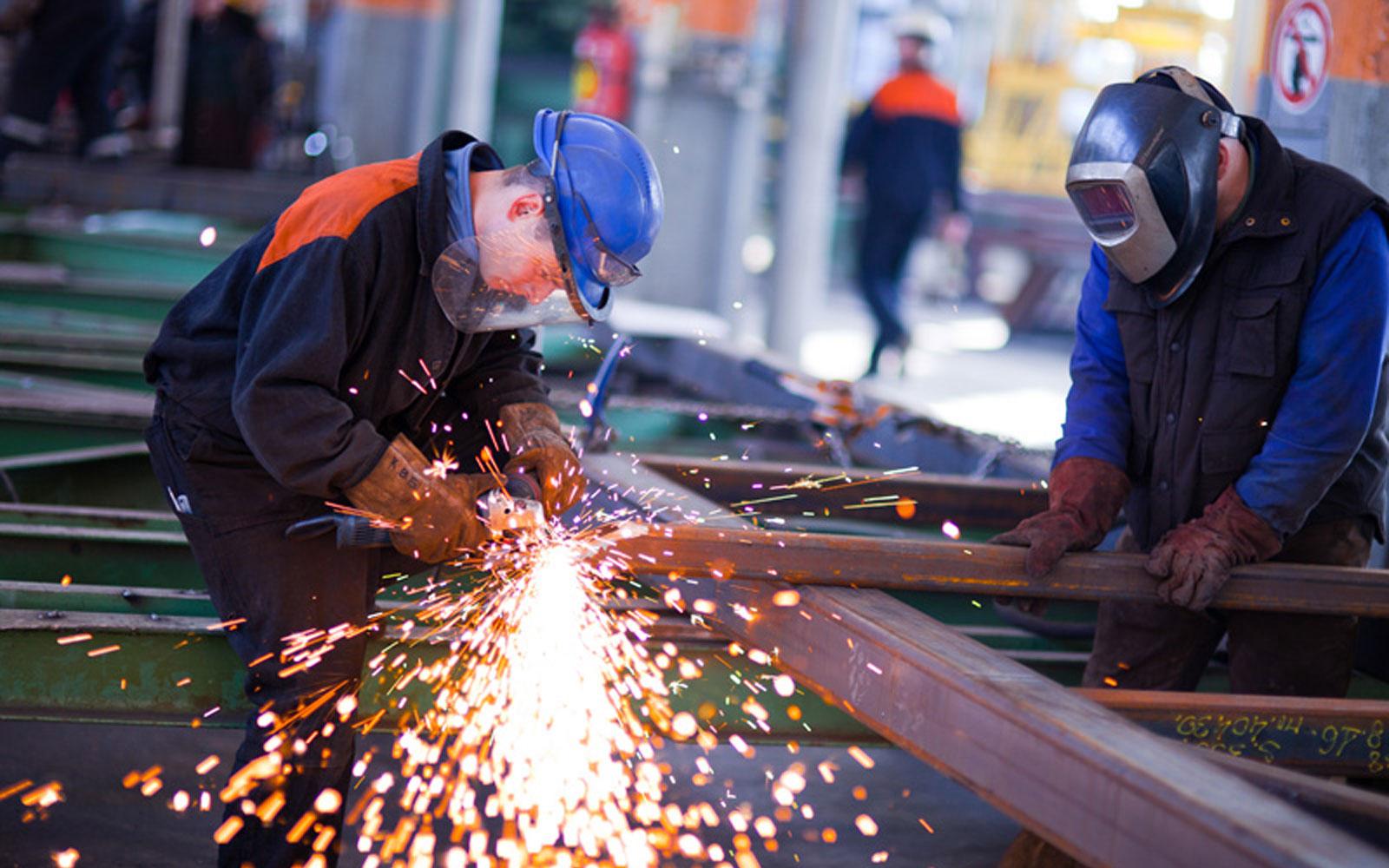 Изготовление промышленных металлоконструкций в Москве